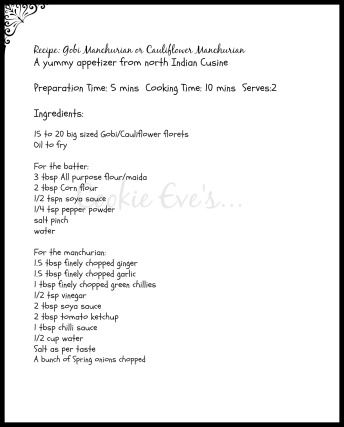 Recipe card1